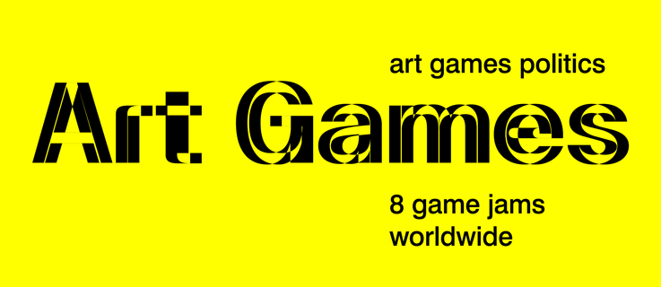 Game Jam ART GAMES Novosibirsk 2017
